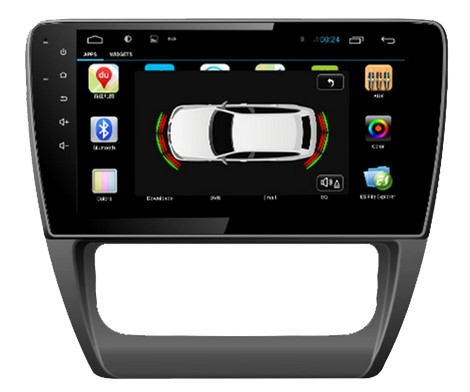 vw jetta 2010 2016 android 3g wifi volkswagen autoradio poste gps bluetooth ipod tv dvbt. Black Bedroom Furniture Sets. Home Design Ideas