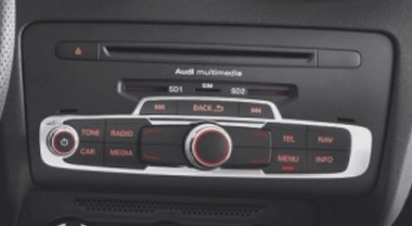 autoradio 1 din audi a1 avec cd usb mp3 bluetooth audi autoradios. Black Bedroom Furniture Sets. Home Design Ideas