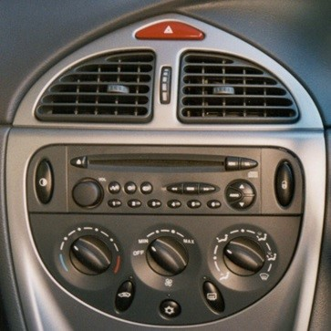 Autoradio 1 Din Citro 235 N C5 De 2001 224 2004 Avec Cd Usb Mp3