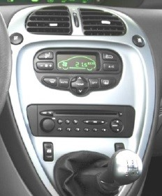 autoradio 1 din citro n xsara avec cd usb mp3 bluetooth citro n autoradios. Black Bedroom Furniture Sets. Home Design Ideas