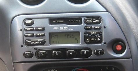 autoradio 1 din ford ka de 1999 2008 poste cd usb mp3 bluetooth alpine ford autoradios. Black Bedroom Furniture Sets. Home Design Ideas