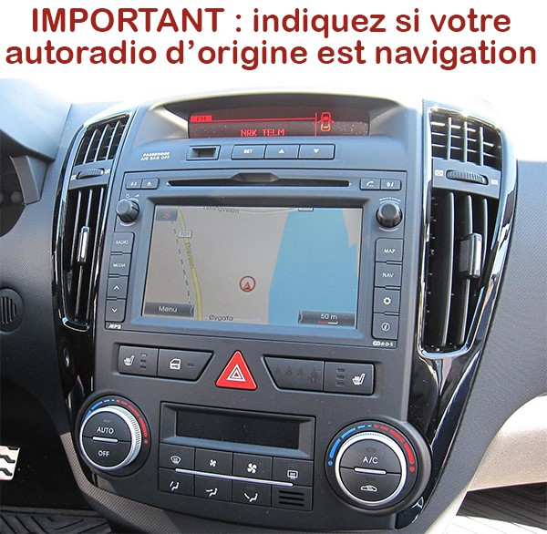 alpine ine w710d kia cee 39 d autoradio tactile alpine gps autoradios. Black Bedroom Furniture Sets. Home Design Ideas