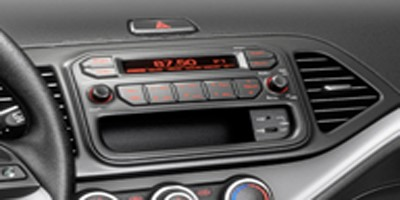 autoradio 2 din alpine kia picanto cde w235bt ive w585bt autoradios. Black Bedroom Furniture Sets. Home Design Ideas