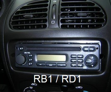 autoradio 1 din peugeot 206 poste cd usb mp3 bluetooth alpine peugeot autoradios. Black Bedroom Furniture Sets. Home Design Ideas