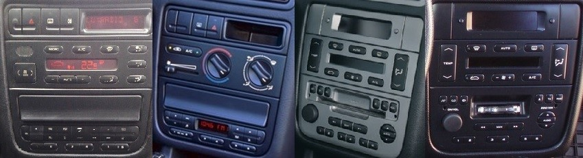 autoradio 1 din peugeot 406 avec cd usb mp3 bluetooth peugeot autoradios. Black Bedroom Furniture Sets. Home Design Ideas