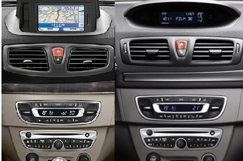 autoradio 1 din renault megane 3 fluence avec cd usb mp3 bluetooth renault autoradios. Black Bedroom Furniture Sets. Home Design Ideas