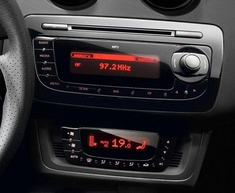 autoradio 1 din seat ibiza avec cd usb mp3 bluetooth seat autoradios. Black Bedroom Furniture Sets. Home Design Ideas
