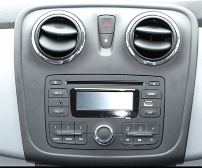 poste dacia autoradio gps dvd usb dacia bluetooth streaming audio autoradios. Black Bedroom Furniture Sets. Home Design Ideas
