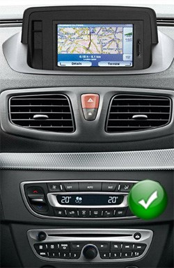 autoradio 2 din gps europe lecteur dvd cran tactile 7 usb sd renault megane 3 ebay. Black Bedroom Furniture Sets. Home Design Ideas