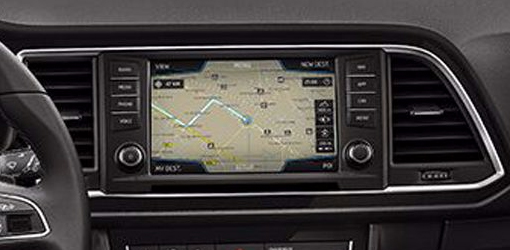 adaptiv gps navigation et usb sd pour seat ibiza leon toledo. Black Bedroom Furniture Sets. Home Design Ideas