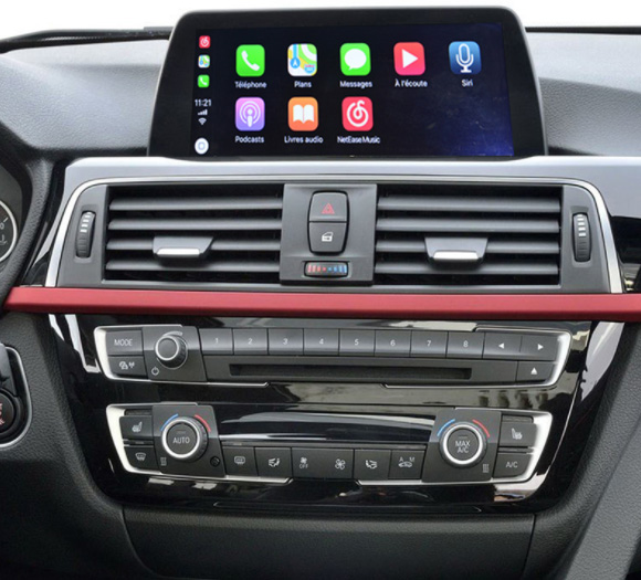 Apple CarPlay Sur Votre BMW X1 E84, X1 F48, X3 F25, X4 F26