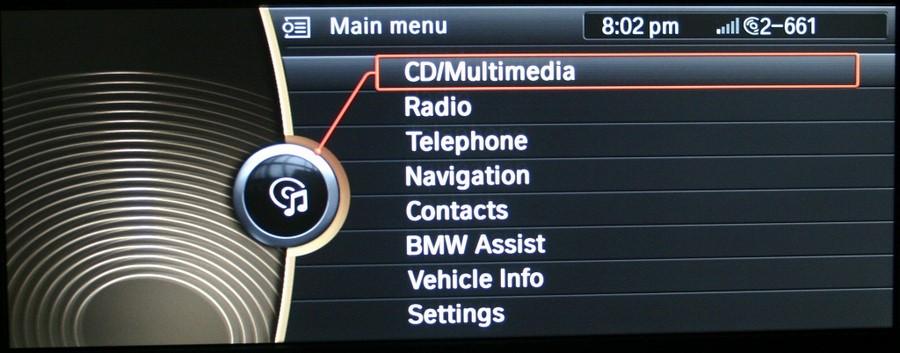 Interface Multim 233 Dia Cam 233 Ra De Recul Bmw Idrive Cic Depuis