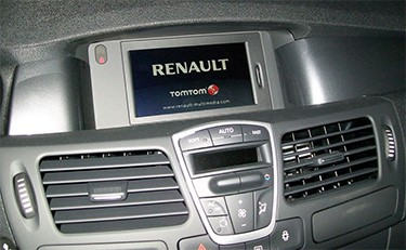 interface cam ra vid o renault tomtom clio megane 3 koleos. Black Bedroom Furniture Sets. Home Design Ideas