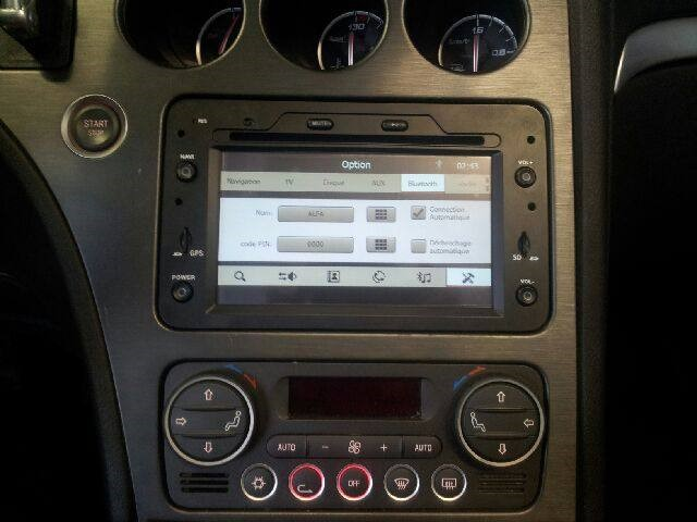 autoradio gps alfa romeo 159 spider brera poste gps dvd. Black Bedroom Furniture Sets. Home Design Ideas