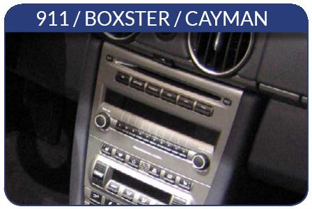 Interface Fibre Optique Porsche 911 Cayman Boxster Et