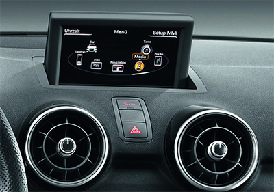 audi a1 2011 2015 android 3g wifi autoradio poste s160 gps mirrorlink airplay 4g bluetooth ipod. Black Bedroom Furniture Sets. Home Design Ideas