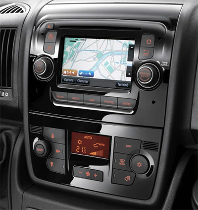 autoradio 2 din gps nx302e nx404e ou nx504e fiat ducato depuis 2011 autoradios gps. Black Bedroom Furniture Sets. Home Design Ideas