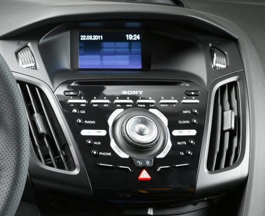 how to find ford focus radio code