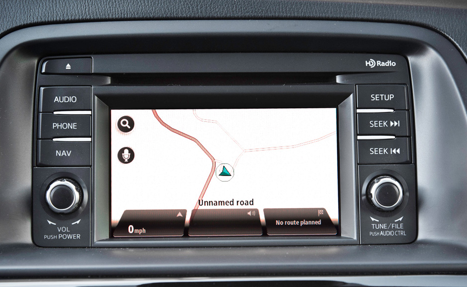 autoradio 2 din gps navigation mazda cx 5 depuis 2012 autoradios gps. Black Bedroom Furniture Sets. Home Design Ideas