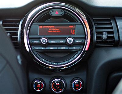 cooper clubman countryman 2014 mini autoradio poste ecran tactile gps dvd usb sd ipod bluetooth. Black Bedroom Furniture Sets. Home Design Ideas
