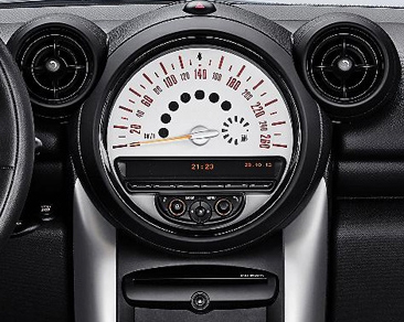autoradio gps mini r56 cooper clubman countryman cran tactile autoradios. Black Bedroom Furniture Sets. Home Design Ideas