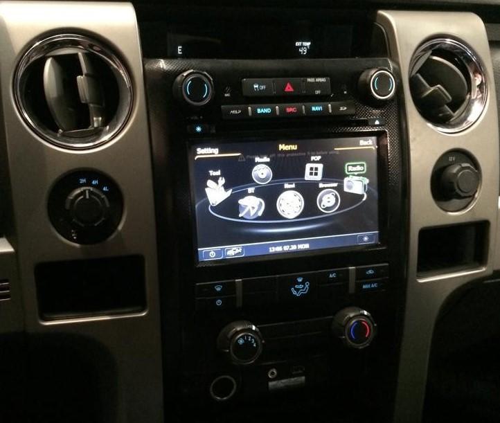 achetez votre autoradio android gps ford f150 wifi dvd ecran tactile 8 hightech. Black Bedroom Furniture Sets. Home Design Ideas
