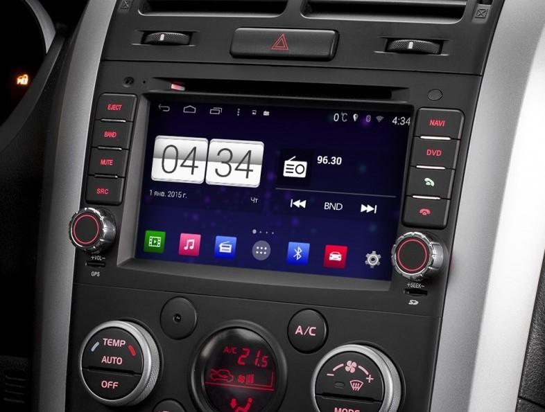 Touch Screen Radio For A  Suzuki Vitara