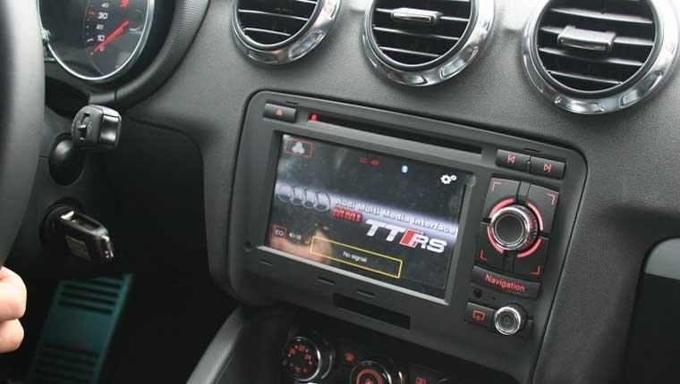autoradio gps dvd audi tt station multim dia navigation hightech privee. Black Bedroom Furniture Sets. Home Design Ideas