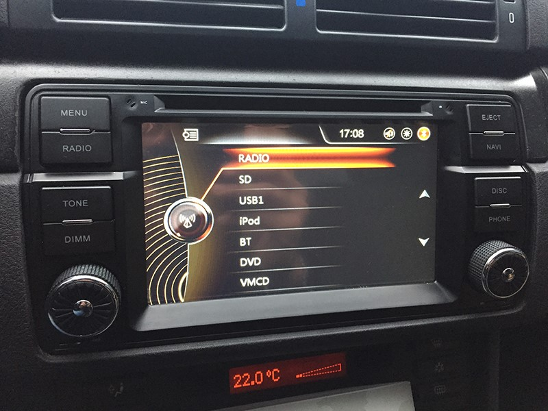 autoradio gps dvd bmw s rie 3 compatible bmw e46 hightech. Black Bedroom Furniture Sets. Home Design Ideas