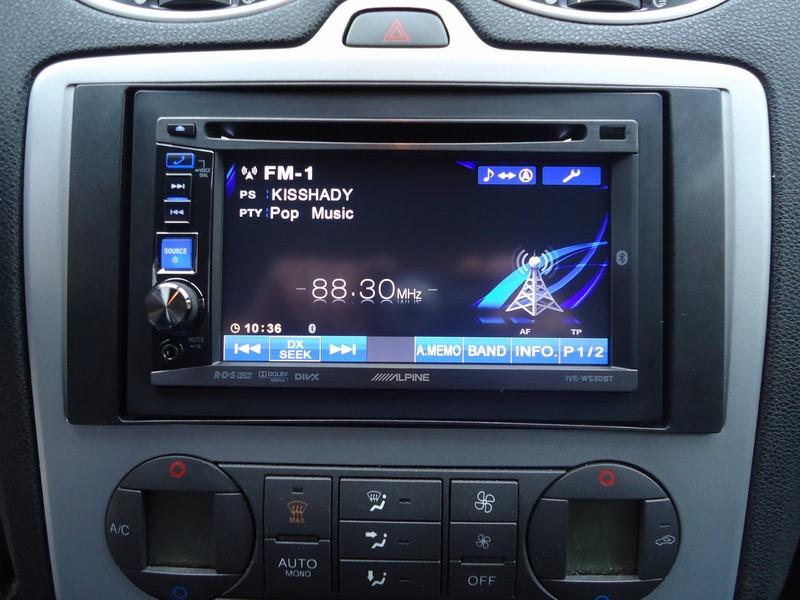 Autoradio 2 Din Alpine Ford C Max Kuga Transit S Max Usb