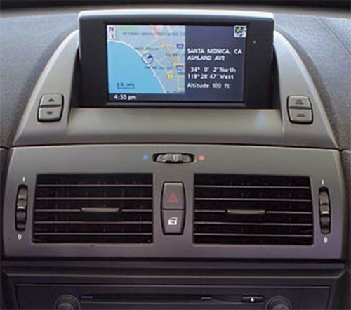 Ecran Tactile Android 10.0, Apple Carplay BMW X3 E83